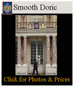 click for smooth doric & Doric columns Greek columns load bearing and decorative By ...