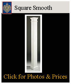 Square smooth columns