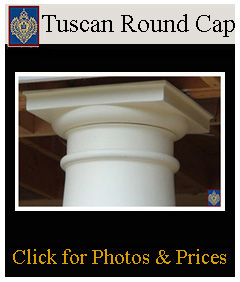 Tuscan Round Capitals