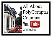 youtube video all about polycomp columns